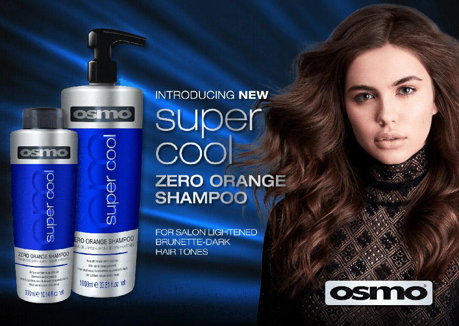 Zero Orange Shampoo