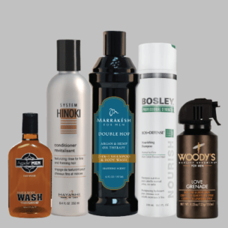 Men's Hair & Body Products