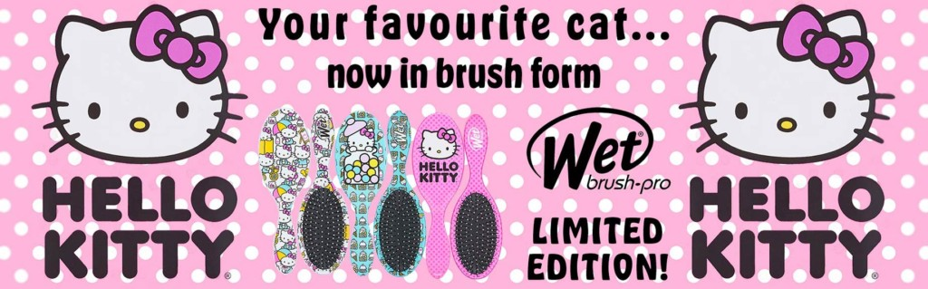 WetBrush Limited Edition Hello Kitty